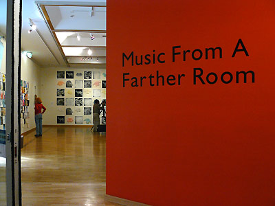 Exhibition - Music from a farther room