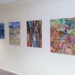 Diane - Oil paintings