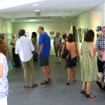 Exhibition opening at the Studio Gallery
