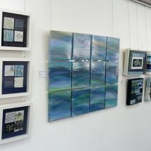 Works by Amanda Donohue and Diane Eklund-Abolins