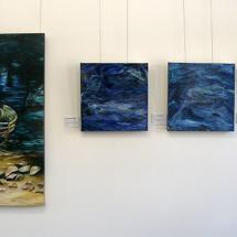 Works by Helen Mortimer and Diane Eklund-Abolins