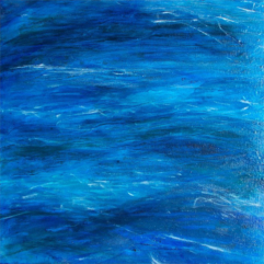 Ocean-II-oil-and-printmaking-on-canvas-30x30-large